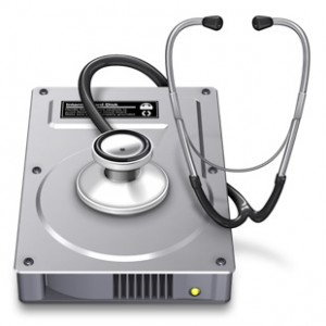 logo of OSX Disk Utility
