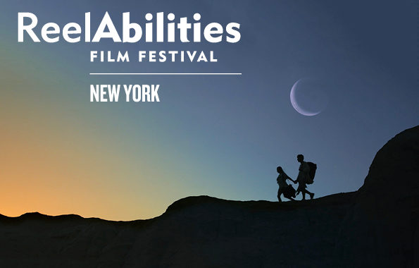 ReelAbilities Film Festival: New York Logo