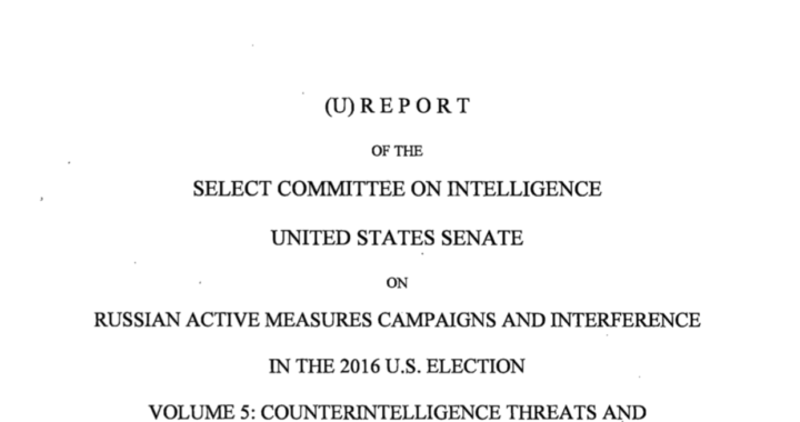 Senate Report Cover Sheet Image